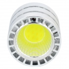 GU10 5W 600lm 6500K frío blanco COB LED Spotlight