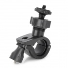 Universal Motorcycle Bicycle Swivel Mount Holder for DV / Camcorder - Black