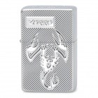 ZORRO z20533-1 Scorpion Pattern Windproof Kerosene Oil Lighter