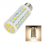 SENCART E26 24W 2160lm 3500K 48-5060 SMD LED Warm White Light Lamp (85~265V)