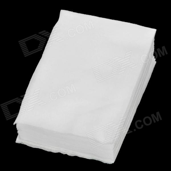 Static Dust Cleaning / Removing Non-woven Fabrics - White (20 PCS) 100x white disposable hair dust net caps stretch non woven bouffant spa tan cap