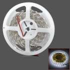 72W 4200lm Water-Resistant 300-SMD 5050 LED White Light Strip - White + Yellow (5m / DC 12V)