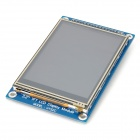 K1209 STM32F407VET6 STM32 Desarrollo Core Board + 3,2'' LCD + Cámara + Modules - Verde