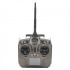 "Walkera DEVO8S 2.8"" LCD 8-CH 2.4GHz Wireless Remote Controller for Walkera R/C Helicopters - Bronze"