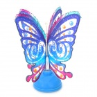 LDCX 9111 Butterfly Style Shuttlecock for Kids - Blue
