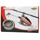 Walkera Mini CP 6-CH 2.4GHz Radio Control 3D R/C Helicopter w/ DEVO 7 Transmitter - Red (Model 2)