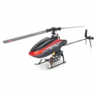 Walkera Mini CP 6-CH 2.4GHz Radio Control 3D R / C Helicopter w / DEVO 7 Transmitter - Red (Modell 2)