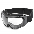 T815-29 Racing Motorcycle Skiing Protection Sunglasses Goggles - Black