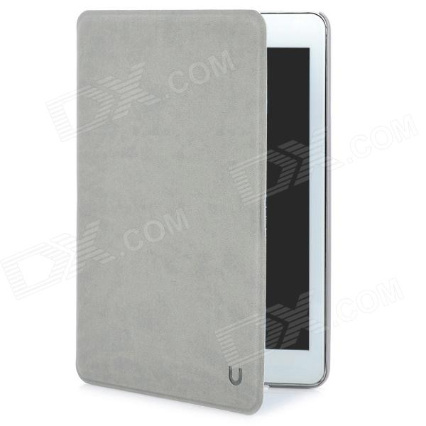USAMS IMSS02 Protective PU Leather Cover Case for Ipad MINI - Grey