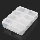 Pro'sKit 903-133S Mini Durable Screws Accessories Storage Case - White