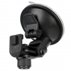 HongChuang XB65-D 180 Degrees Adjustable ABS Suction Cup Holder Mount for GPS / Car DVR - Black