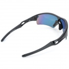OREKA WG010 Outdoor Cycling PC Lens TR90 Frame UV Protection Sunglasses Goggles - Black
