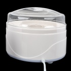 SKG TNA-01A Electronic 15W Balanced Temperature Yogurt Maker Machine - White (UK Plug / 1.2L)
