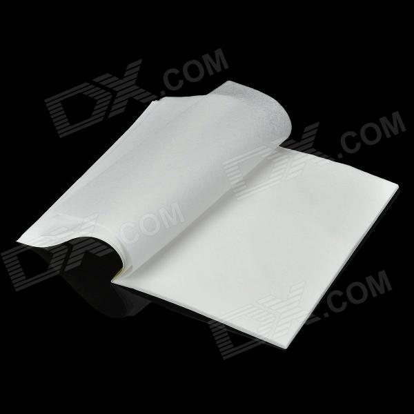 Z1303 Superior Lens Cleaning Tissue Paper Booklet - White (1-Pack / 40-Sheet)