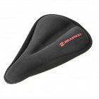 HEADWAY H522 3D Stereo Silicone Bicycle / Bike Seat Pad Saddle - Black