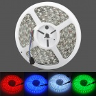 Waterproof 72W 2400lm 300-SMD 5050 LED RGB Car Decoration Light Strip (5m)