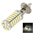 H11510888 H1 5W 450~550lm 102-SMD 3528 LED White Light Car Foglight - (DC 12V)