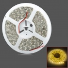Waterproof 72W 2800lm 300-SMD 5050 LED Warm White Car Decoration Light Strip (5m)