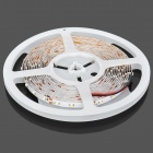 24W 2100lm 300-SMD 3528 LED vit bil dekoration Light Strip (5m)