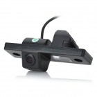 Wired 628 x 586 CMOS HD Car Rearview Camera w/ Clip for Chevrolet Captiva / Cruze / Epica - Black