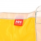 Naturehike-NH Super Lightweight Portable 190D Nylon + R/S Camping Hammock - Yellow (90kg Max)