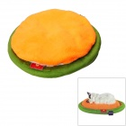 MAXIPA mxp-17110-1 Soft Plush Pet Bed Mat for Cat / Dog - Green + Black + Orange