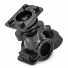 MOT-733 Universal Cellphone / Walkie Talkie / GPS Holder Stand for Bicycle / Motorcycle - Black
