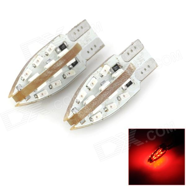 pointpurple-f924r-t10-24w-72lm-635nm-24-smd-3014-led-red-light-car-lamps-dc-12v-2-pcs