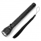 SMALL SUN ZY-515 60lm LED White Flashlight - Black (3 x AA)