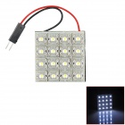 D13011520X Highlight T10 / Festoon 41mm 1.7W 112lm 16-LED White Light Car Reading Lamp - (DC 12V)