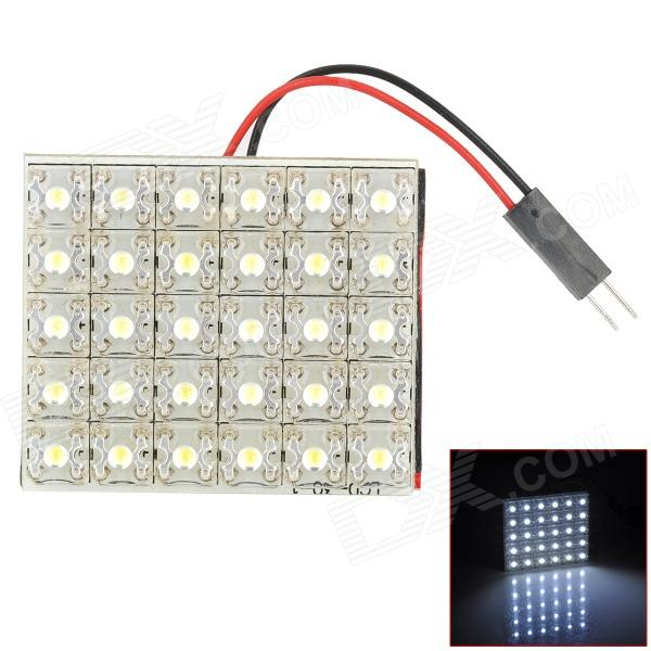 D13011523X Highlight T10 / Festoon 41mm 3.3W 210lm 30-LED White Light Car Leselampe - (DC 12V)