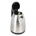 SKG S2001A-200 2000W Stainless Steel Anti-Dry Electric Kettle - Silver + Black (EU Plug / 220~240V)