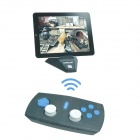 Duo 2.4GHz Bluetooth V2.1 + EDR Gamer Game Controller / Stand Holder for Ipad - Black (2 x AA)