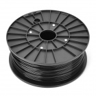 HD023 3D Printer PLA On Reel for Makerbot / Mendel / BFB3000 Series - Black (120m / 3.0mm)