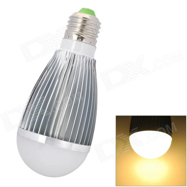 E27 7W 650lm Warm White 14-SMD 5730 LED Globular Bulb (AC 85~265V)