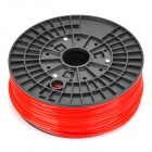 HD023 3D Printer PLA On Reel für Makerbot / Mendel / BFB3000 Series - Red (120m / 3,0 mm)