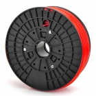 HD023 3D Printer PLA On Reel for Makerbot / Mendel / BFB3000 Series - Red (120m / 3.0mm)