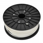HD023 3D Printer PLA On Reel for Makerbot / Mendel / BFB3000 Series - White (120m / 3.0mm)
