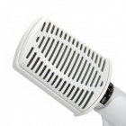 Flexible Computer QQ / MSN / Skype Microphone - White (3.5mm Plug)