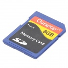 Ourspop DM-22 SD Memory Card - Синий (8 Гб / Class 6)