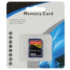 Ourspop DM-22 SD Memory Card - Blue (4GB / Class 6)