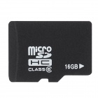 Ourspop DM-16 SD Memory Card - Blue (16GB / Class 4)