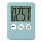 "1.8"" LCD Kitchen Timer / Countdown Meter / Reminder - Water Blue (1 x L1131)"