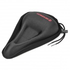 HEADWAY H521 3D Silicone Bicycle / Bike Seat Pad Saddle - Black