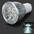 GU10 5W LED Spotlight 6000K 500lm 5-LED (85~265V)