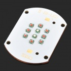 30W 10-Cree-XP-E LED 1000lm Red + Blue Plant Grow Light Module - White (22~26V)