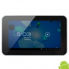 "Ampe A76 Deluxe 7"" Android 4.0 Table w/ Dual Camera / Wi-Fi / TF / G-Sensor - Black (8GB)"