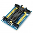 K1206 ATmega162 / mega162 AVR Development Board - Blue + Black