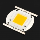 100W 9000lm 3200K Warm White Light 100-LED Emitter Plate (30~36V)