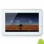Ampe A77 Capacitive Screen Android 4.0 Dual Core Tablet PC w/ TF / Wi-Fi / Dual Camera / GPS